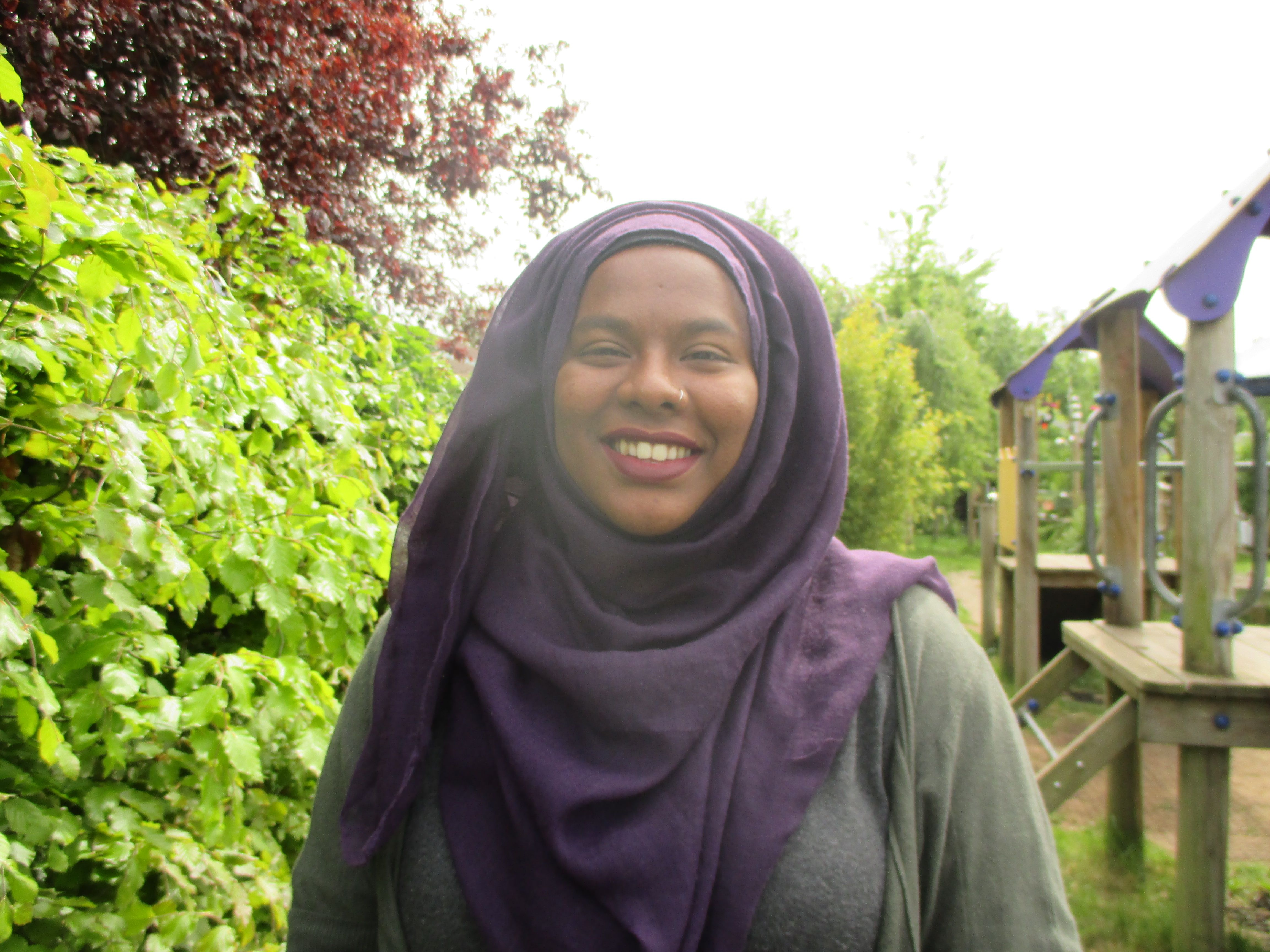 Aminah Begum : Early Years Support Worker