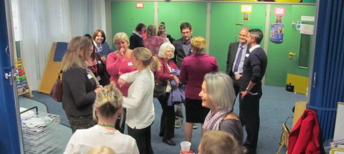 Specialist Provision Opening