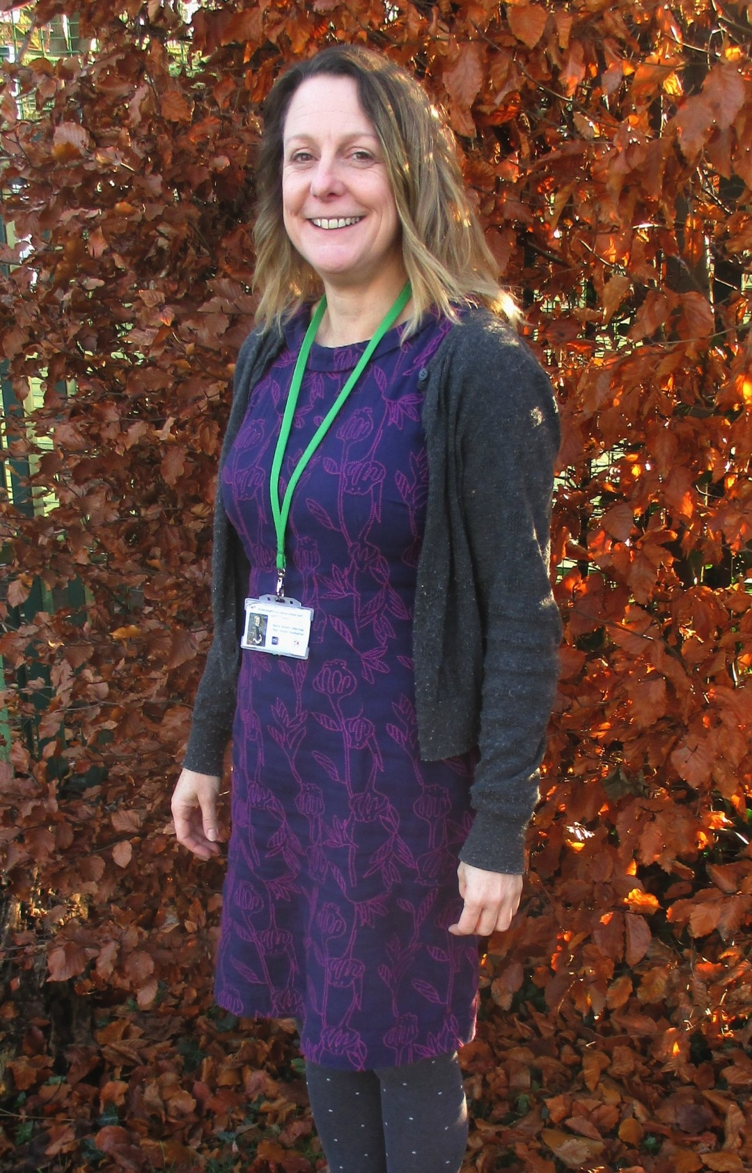 Mandy Collier-King : Acting Head Teacher