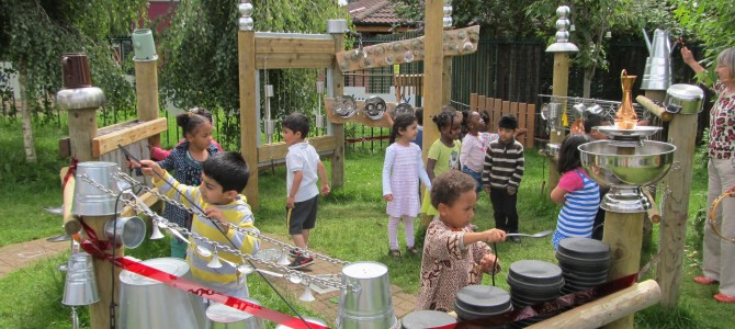 Welcome to St. Werburgh's Park Nursery School