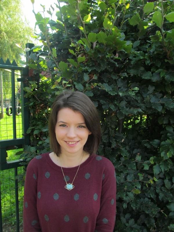 Rosie Duckett : Admin Assistant