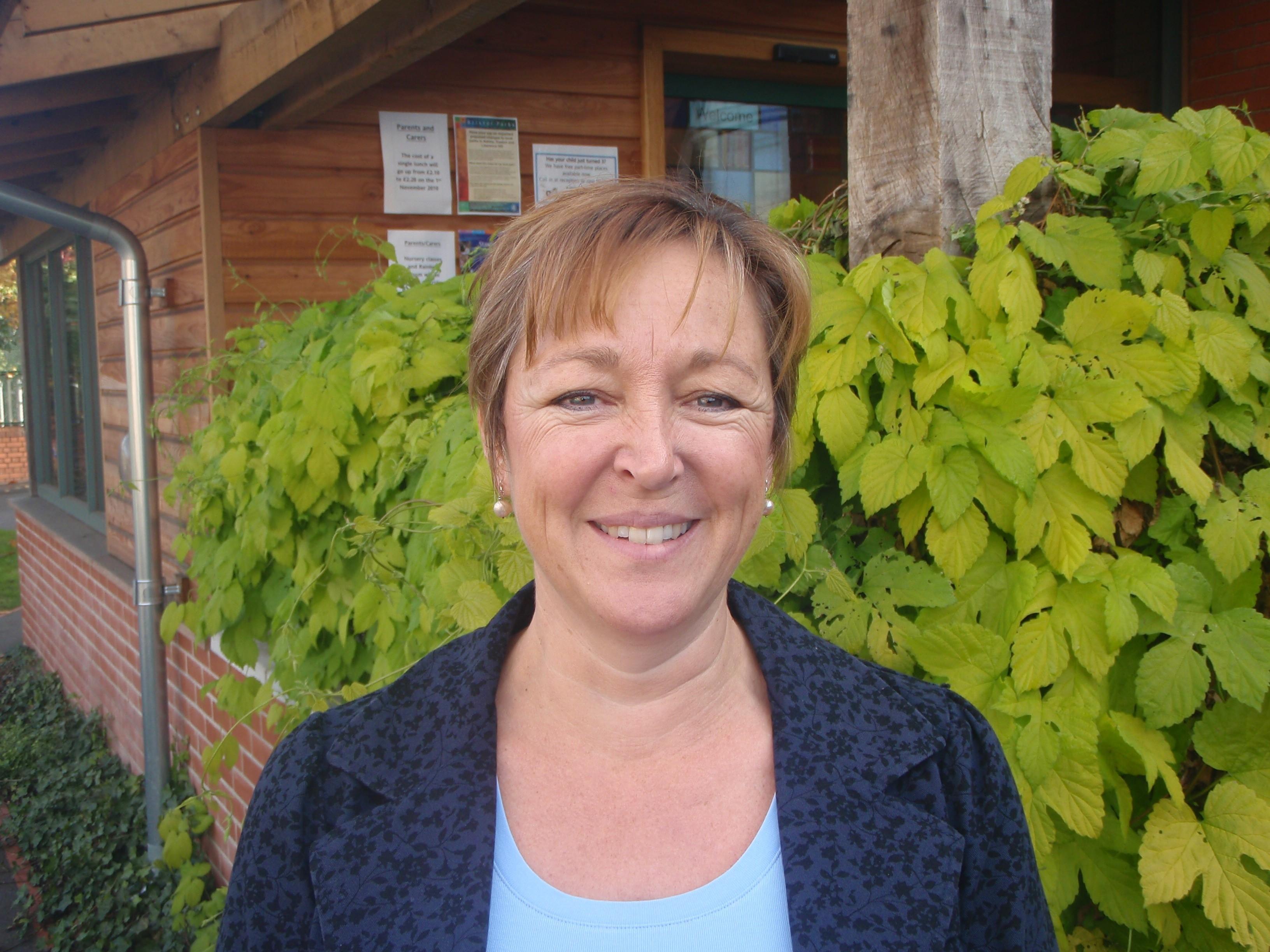Liz Jenkins : Head Teacher