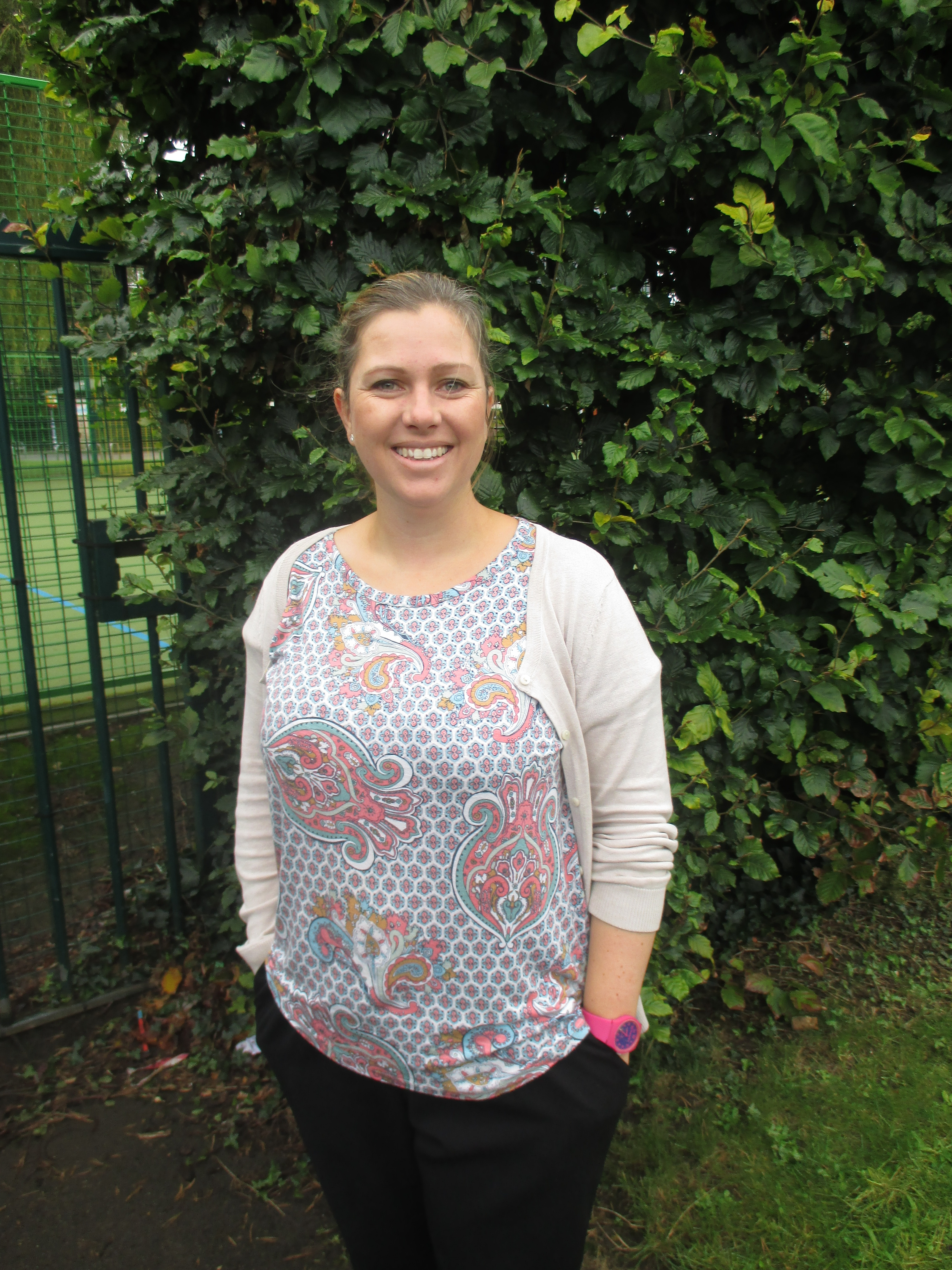 Lucy Freeman : Assistant Head Teacher