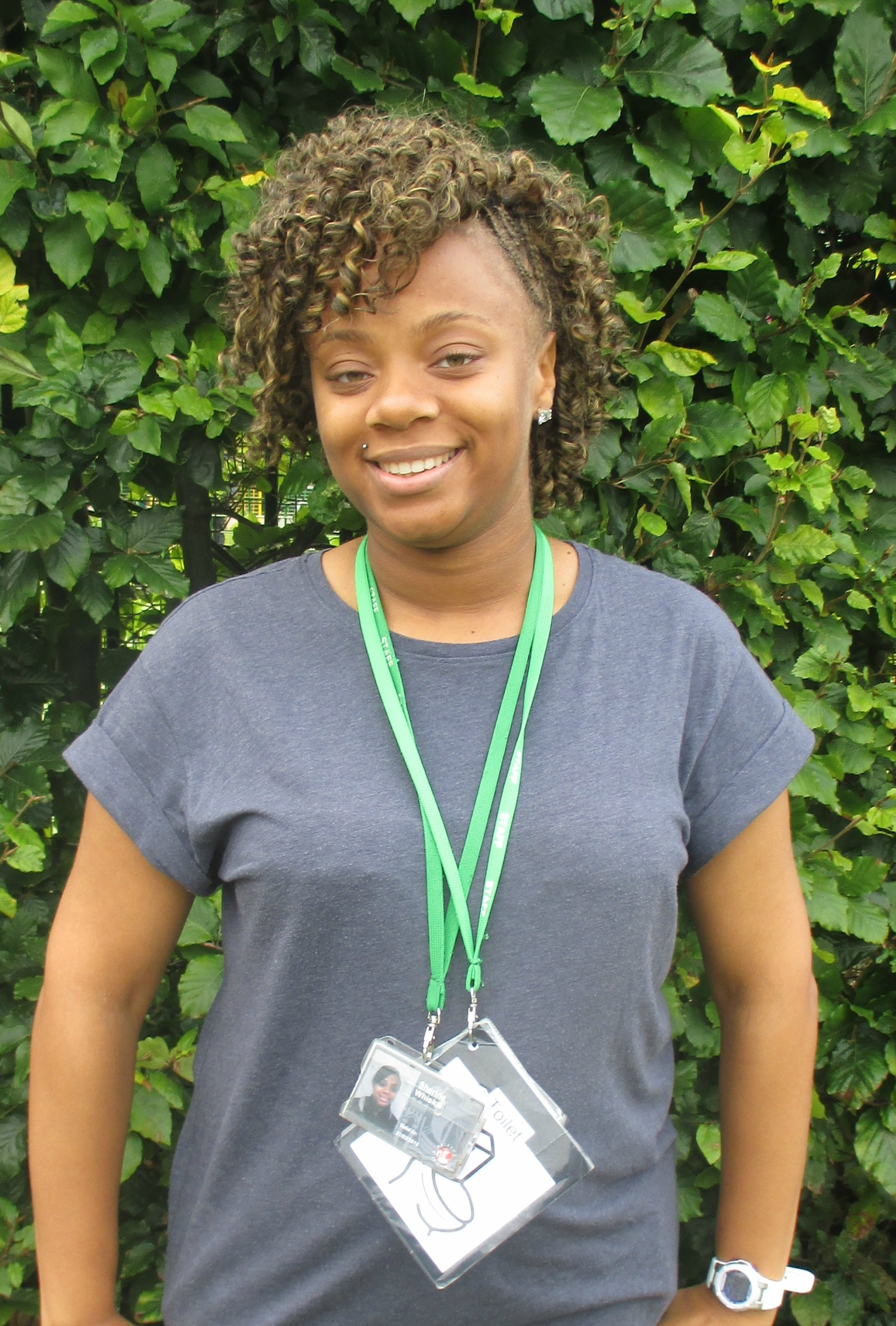 Sherine Whisker : Early Years Support Worker