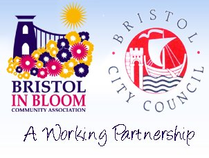 We won a Gold award for our Bristol in Bloom entry!