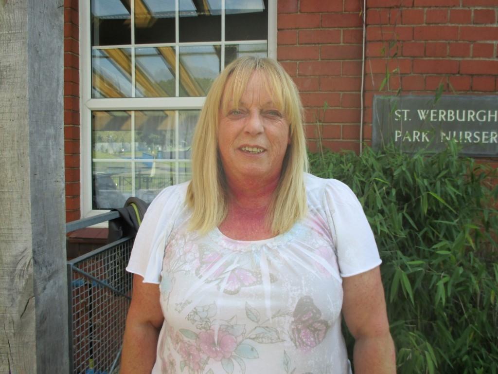 Pauline Johnson : Gardener/Caretaker
