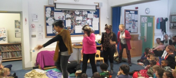 Yellow Room's World Book Day Celebrations