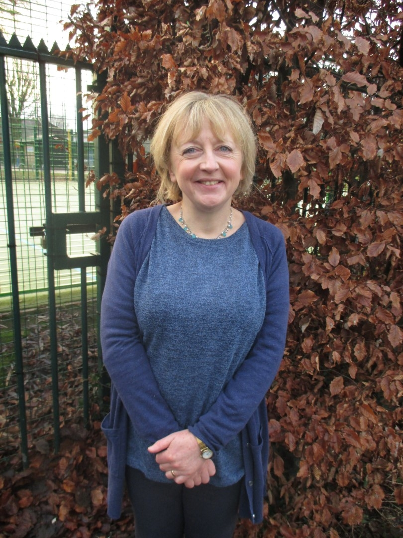 Katy Adje : Early Years Support Worker