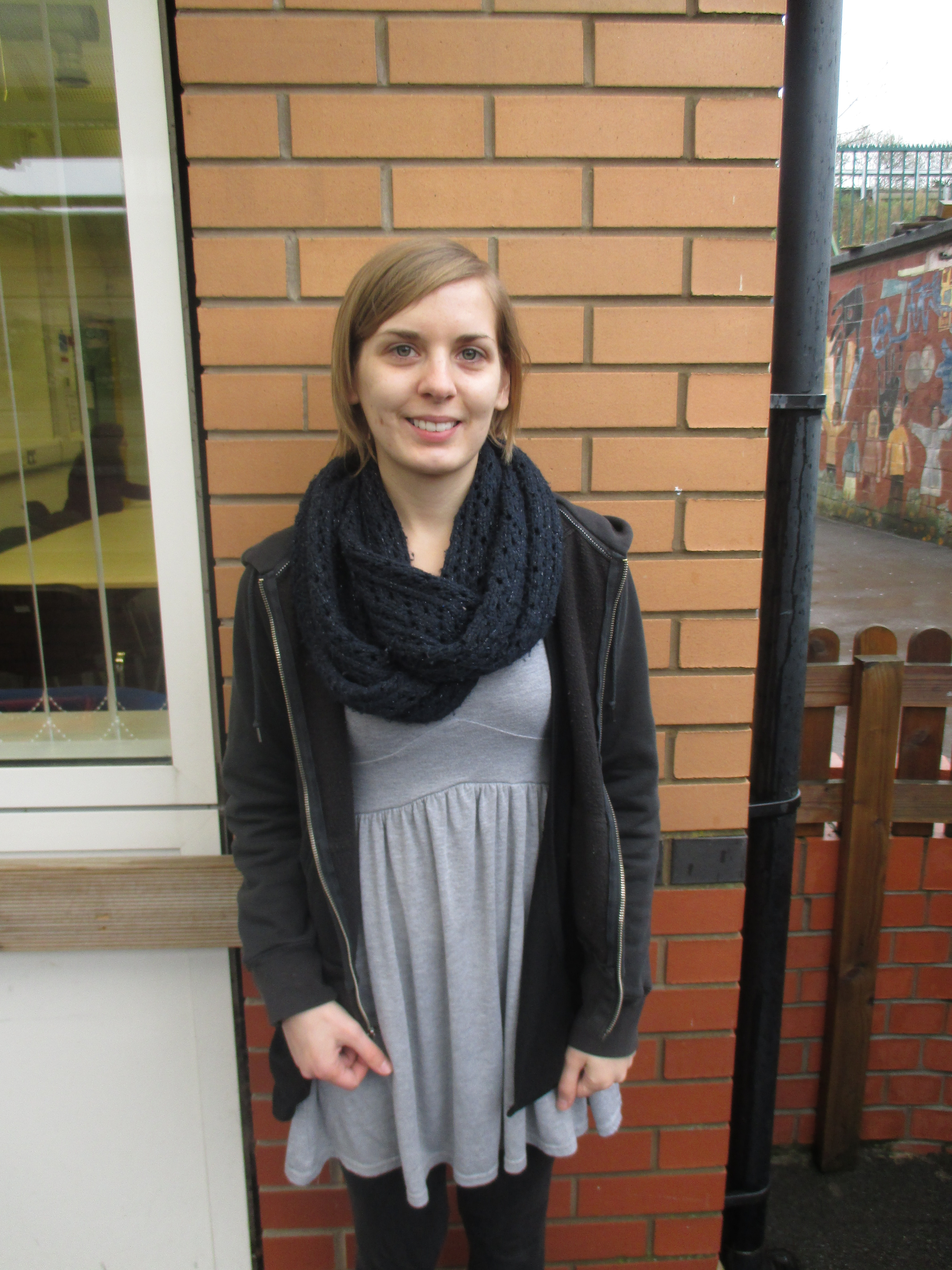 Sarah Lee : Early Years Support Worker