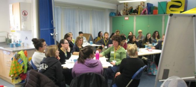 Our Managing Challenging Behaviour Training Event