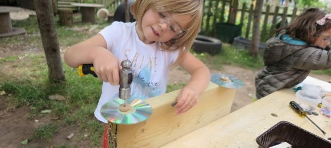 Woodwork: Irresistible Learning