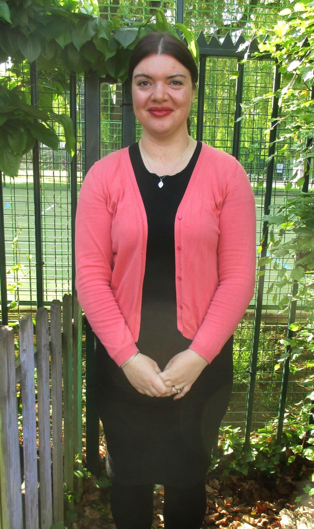 Amy Tarafdar : Early Years Support Worker