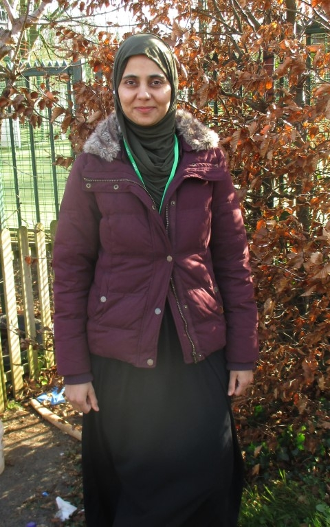 Terzma Afzal : Early Years Support Worker
