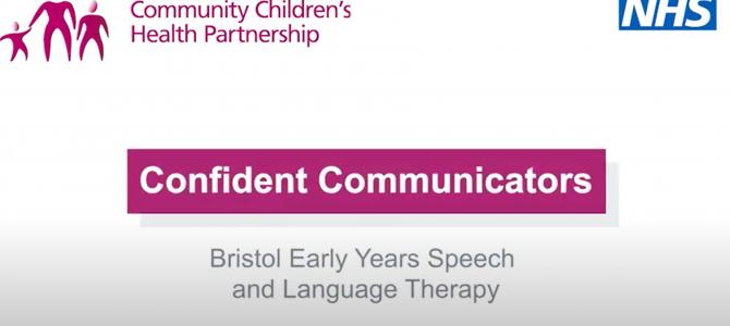 Confident Communicators Part 4