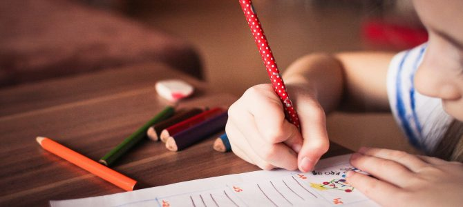 Preparing Children to be an Effective Writer