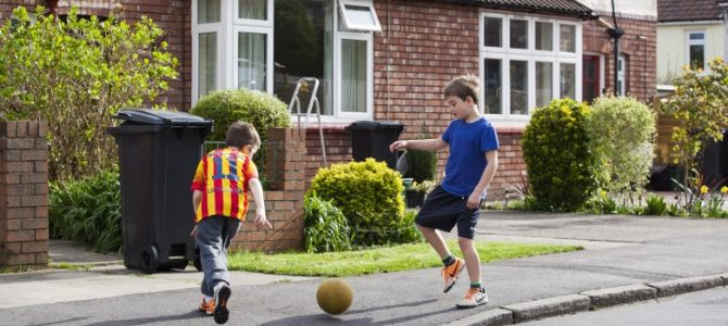 Open Your Street for Play